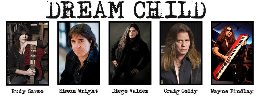 EL ARGENTINO DIEGO VALDEZ FORMARÁ PARTE DEL SUPERGRUPO DREAM CHILD