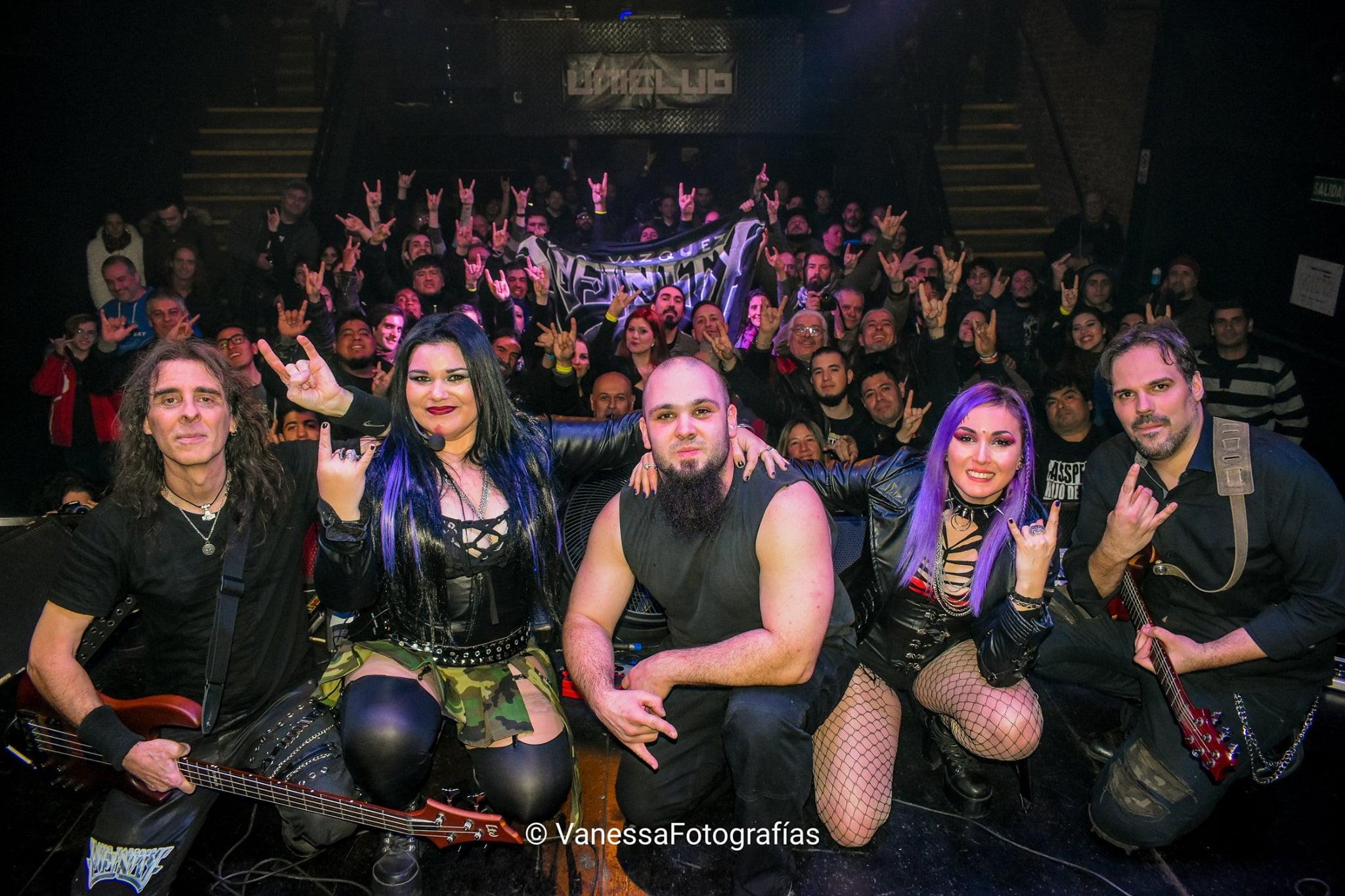 """BETO VAZQUEZ INFINITY: """"En vivo en Buenos Aires"""""""