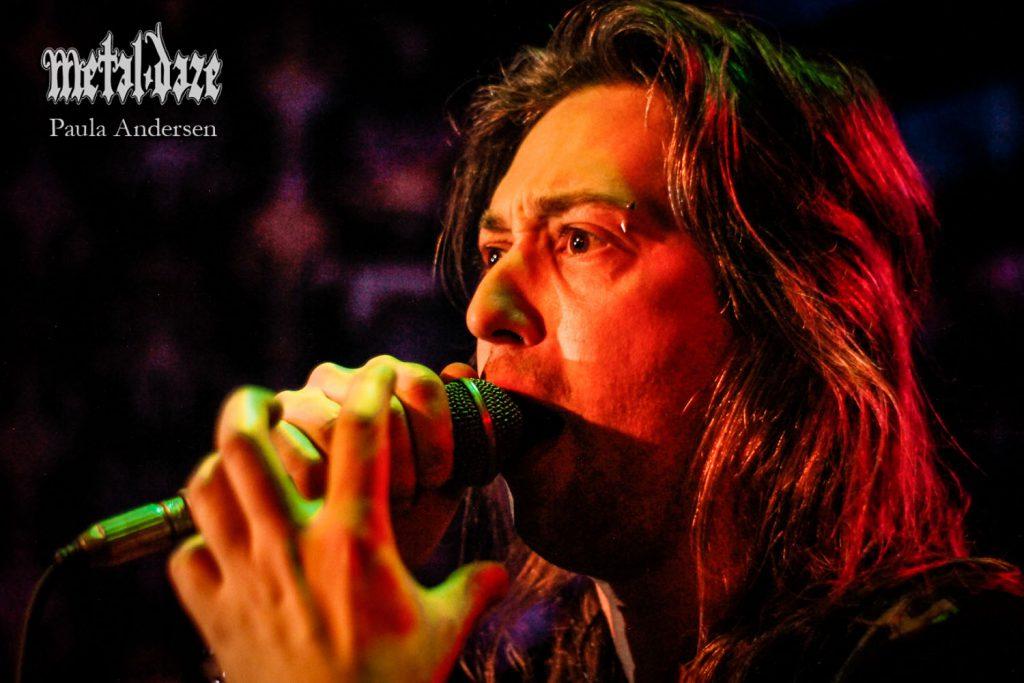 Aaron Briglia dejó de ser el cantante de CRYTICAL