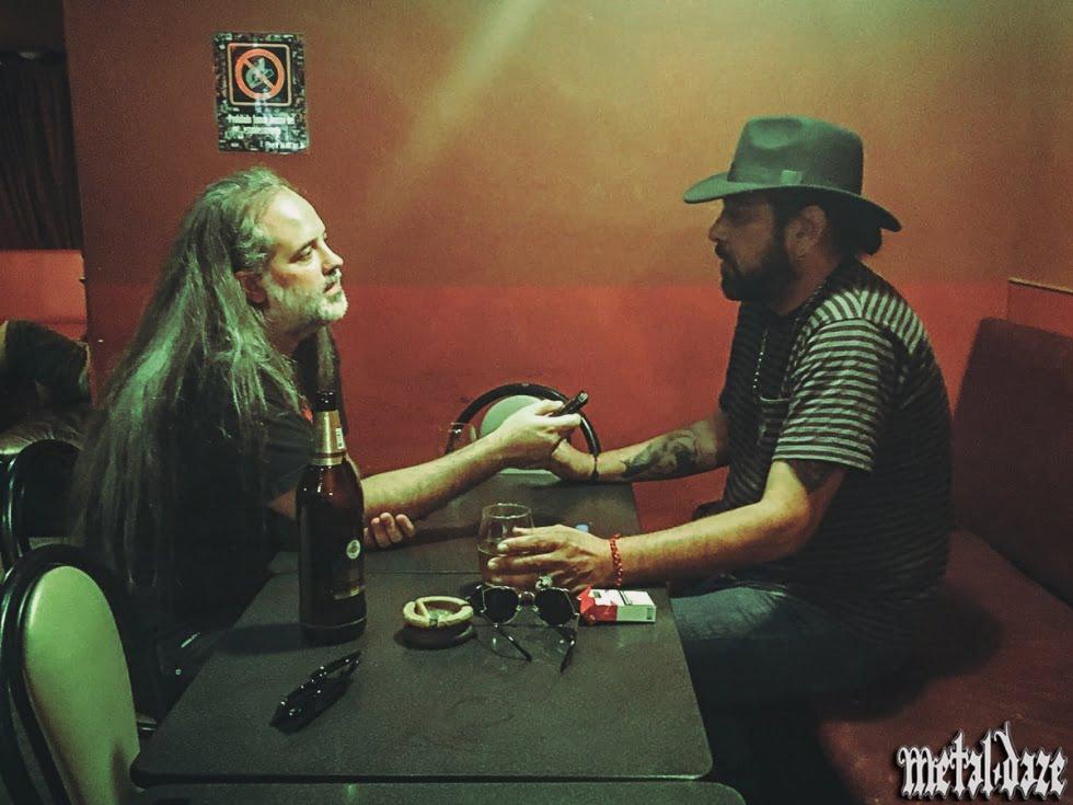 """Entrevistamos a Claudio de OCONNOR: """"Uno tiene que dar un mensaje y hacer sentir determinado placer a aquel que compra el disco o se acerca a la banda"""""""