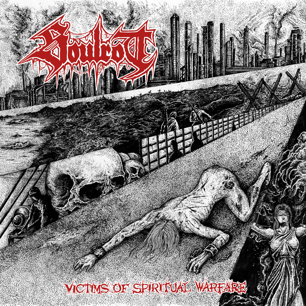"SOULROT ""Victims Of Spiritual Warfare"""