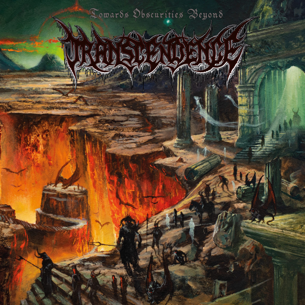 "TRANSCENDENCE ""Towards Obscurities Beyond"""