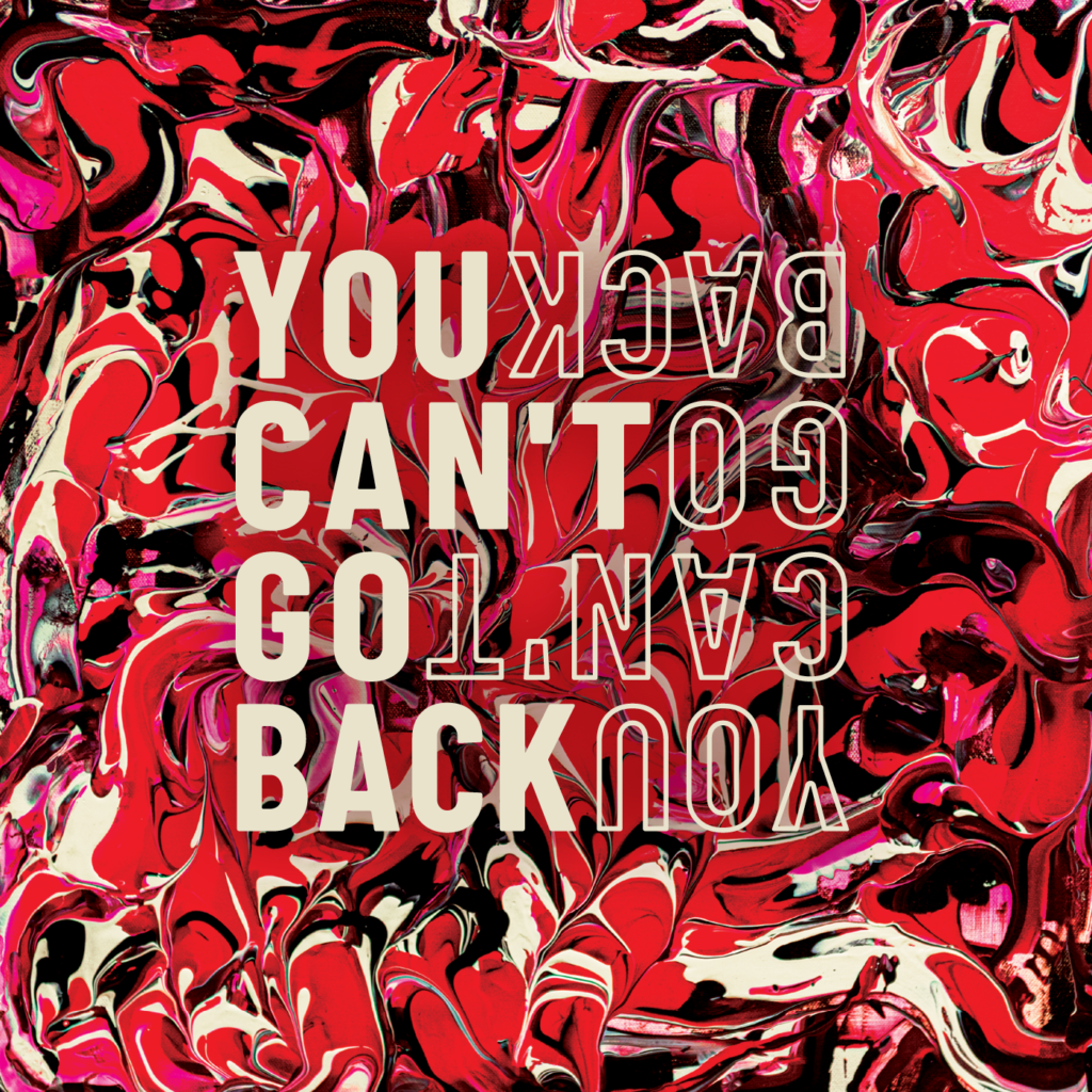 "SARIN ""You Can't Go Back"""