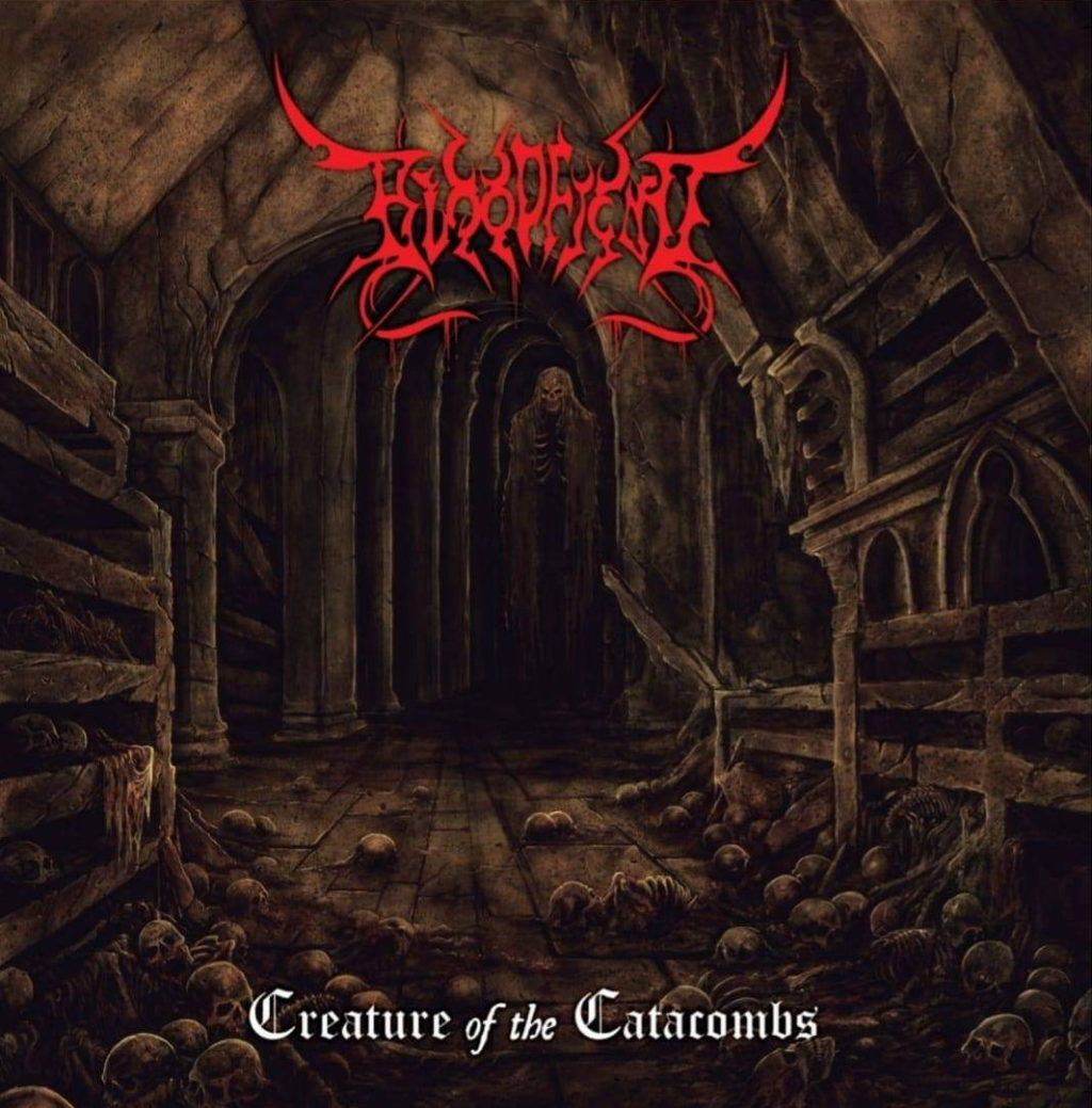 "BLOODFIEND ""Creature Of The Catacombs"""