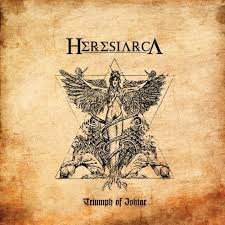 "HERESIARCA ""The Triumph Of Ishtar"""