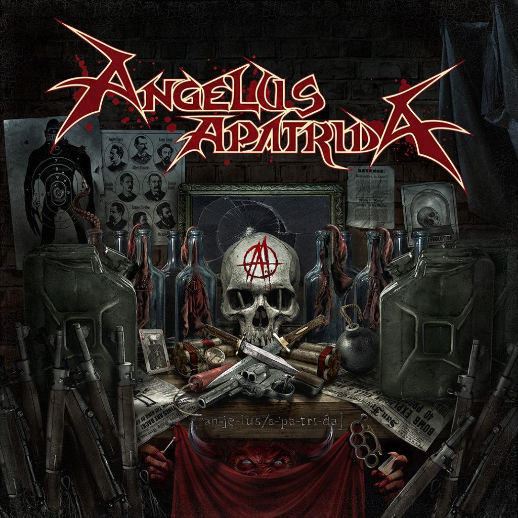 "ANGELUS APATRIDA ""Angelus Apatrida"""
